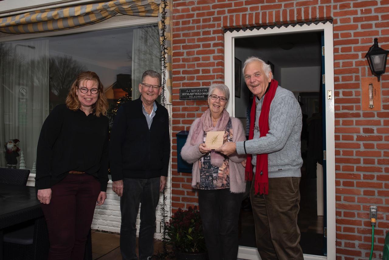 Team Van der eijk met Alphons de Wit